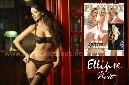 Ellipse in der Playboy Ausgabe Feb 2013